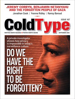 ColdType - Writing Worth Reading From Around The World